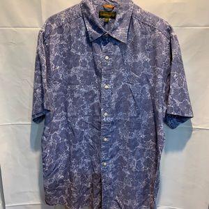Timberland linen short sleeve